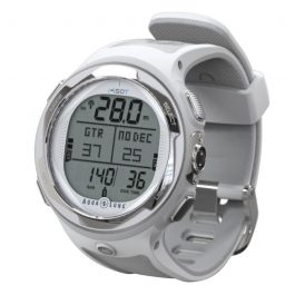 AQUA LUNG I450T DIVE COMPUTER – With transmitter, White