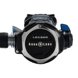 AQUA LUNG LEG3ND STAGE 3 REGULATOR SET