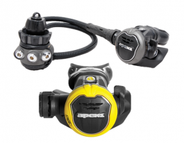 APEKS FLIGHT STAGE 3 REGULATOR SET