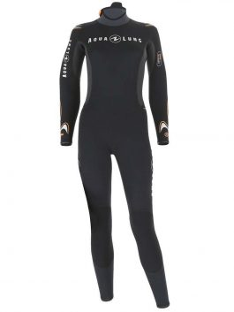 AQUA LUNG  JUMPSUIT 7MM WETSUIT – WOMENS
