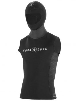 AQUA LUNG HOODED VEST 2.5MM – MENS