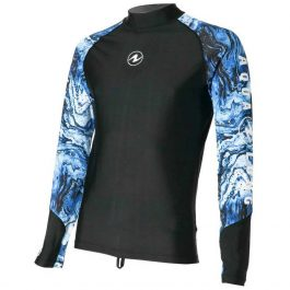 AQUA LUNG RASH VEST LONG SLEEVE MENS
