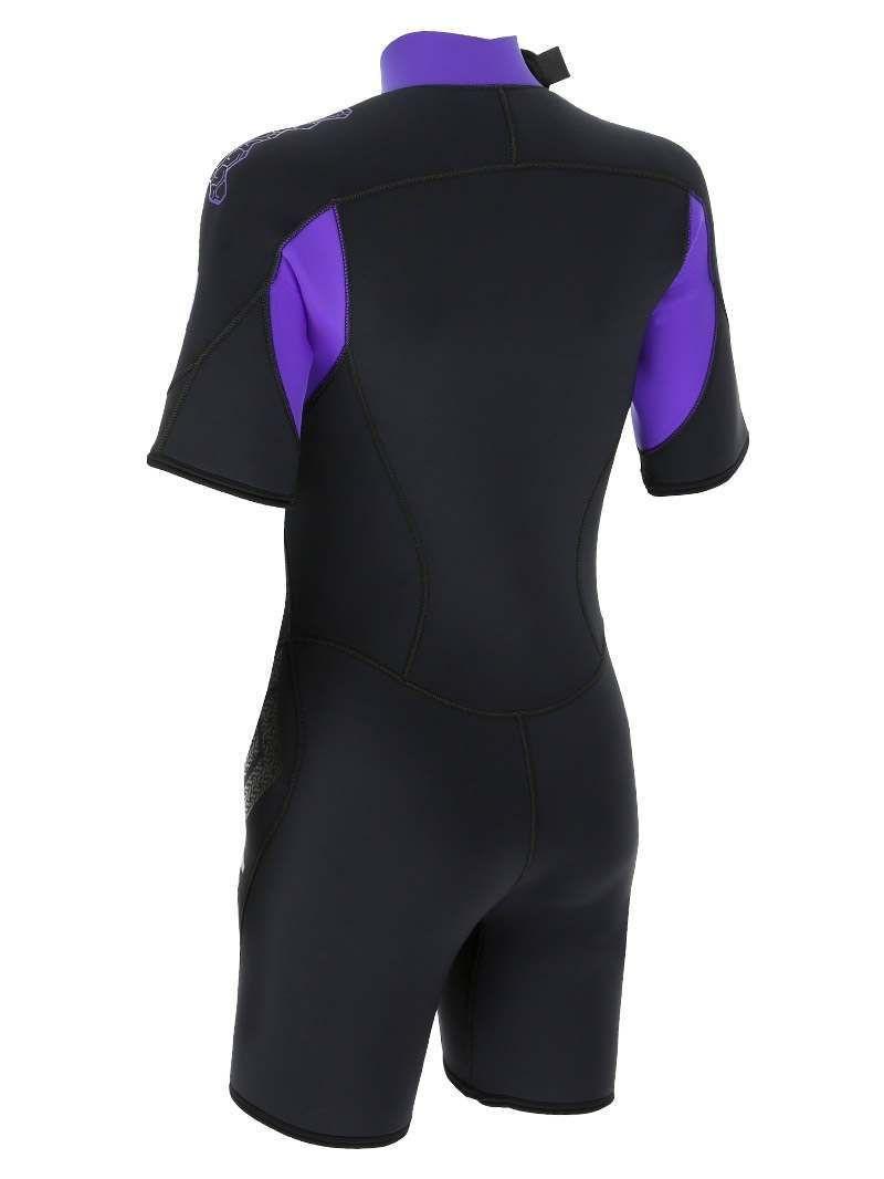 Aqua Lung Balance Comfort Shorty 5 5mm Wetsuit Womens