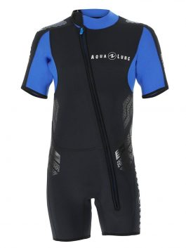 AQUA LUNG BALANCE COMFORT SHORTY 5.5MM WETSUIT – MENS