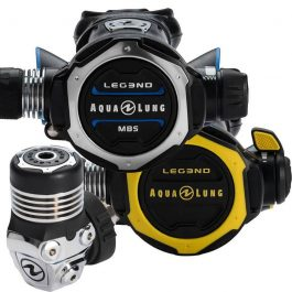 AQUA LUNG LEG3ND MBS STAGE 3 REGULATOR SET