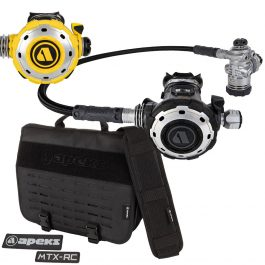 APEKS MTX-RC STAGE 3 REGULATOR SET