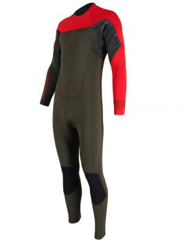 AQUA LUNG XSCAPE 3/4MM WETSUIT MENS